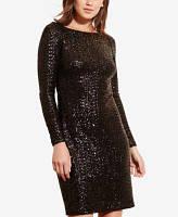 Дизайнерське чорне  коктейльне  плаття LAUREN  Ralph Lauren