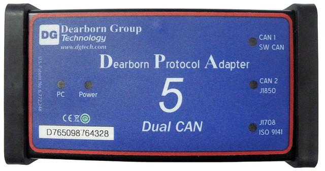 Универсальный диагностический адаптер DPA-5