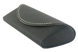 Футляр конверт, застёжка на магните, унисекс (150*60*28) черный