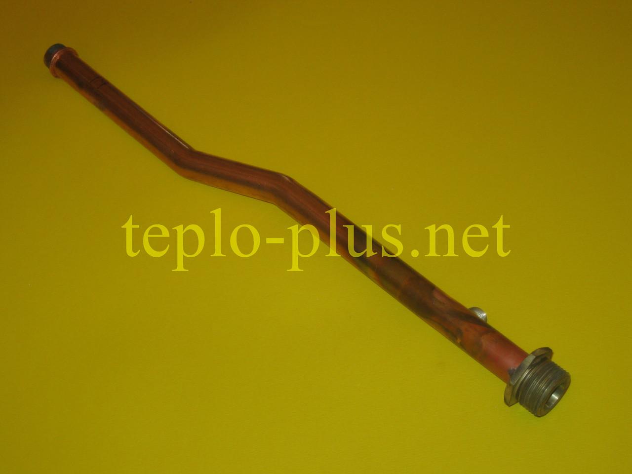 Трубка выхода (подачи) отопления Ferroli Domiproject C32D, Domina C28 N, фото 3