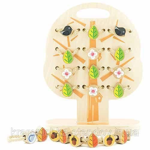 Шнуровка «Дерево с плодами»