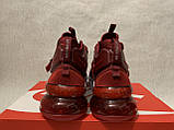 Кросівки Nike Air Force 270 Red Croc Оригінал AH6772-600, фото 6