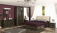 Спальня Лондон, продается комплектом и по модулям