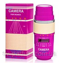 Туалетная вода женская Camera Rose 100ml