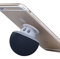 Колонка  Bluetooth блютус портативная BT-280 грибок черный.