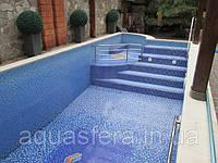 Сервисное обслуживание бассейна, чистка бассейна, мойка бассейна