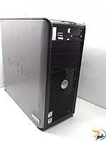 Брендовий системний блок Dell Optiplex 745, Intel Core 2 Duo E6300 1.86GHz, RAM DDR2 2Gb, Б/В