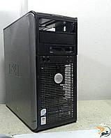 Брендовий системний блок Dell Optiplex 745, Intel Core 2 Duo E6400, RAM DDR2 2Gb, Б/В