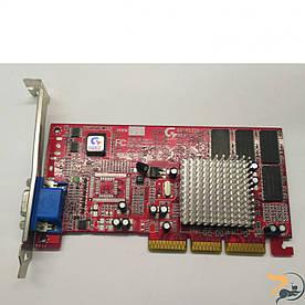 Відеокарта Gigabyte GV-AG32S, 32MB AGP, DDR, VGA, Б/В, протестована, повністю робоча