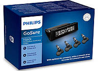 Система контролю тиску і температури в шинах PHILIPS