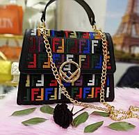 6c092602a91d Женская брендовая сумка Fendi (Фенди), цена 1 490 грн., купить в ...