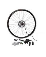 Полный Электро набор для велосипеда PYMOTOR+ 350w акб 15Ач, Pas, газ, контроллер