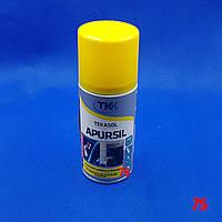 Очищающий аэрозоль TKK Tekasol Apursil - очиститель остатков скотча, клея, наклеек, жира 150 мл