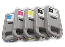 Набор совместимых картриджей Ocbestjet PFI-707 для Canon iPF830/840/850, CMYKMBk, 5x700 мл