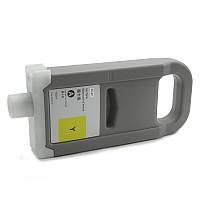 Картридж Ocbestjet PFI-707Y для Canon iPF830/840/850, Yellow, 700 мл