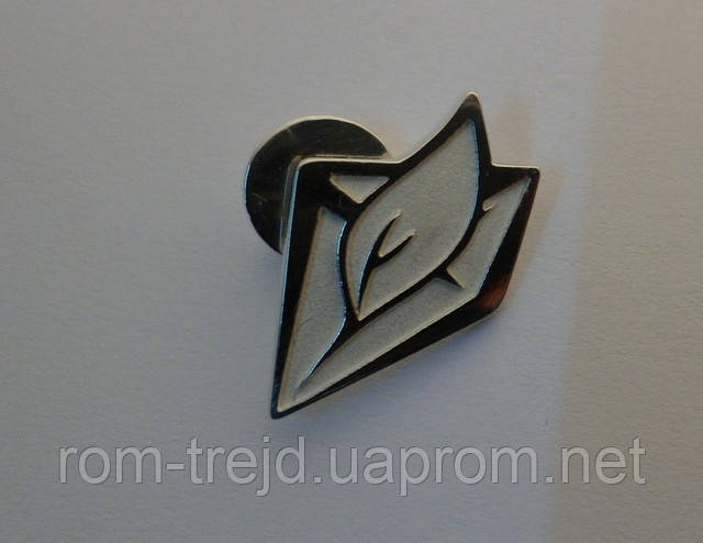 Значки с логотипом предприятия