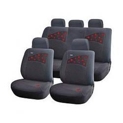 Автомобильные накидки для сидений на передний и задний ряд
