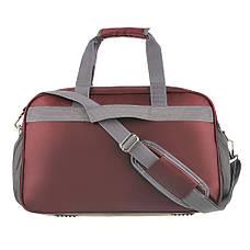 Дорожная сумка SPORT Tongsch 50х32х22 нейлон  кс99106кр, фото 3