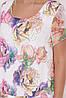 Летнее платье из креп-шифона 48 по 56 размер, фото 6