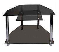Стеклянный столик под ТВ- 9