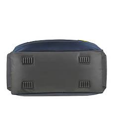 Дорожная сумка 50х32х22 SPORT Tongsch  нейлон  кс99106син, фото 3