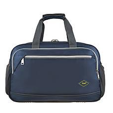 Дорожная сумка 50х32х22 SPORT Tongsch  нейлон  кс99106син, фото 2
