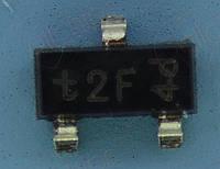 Транзистор PNP 60В 600мА NXP PMBT2907A SOT23