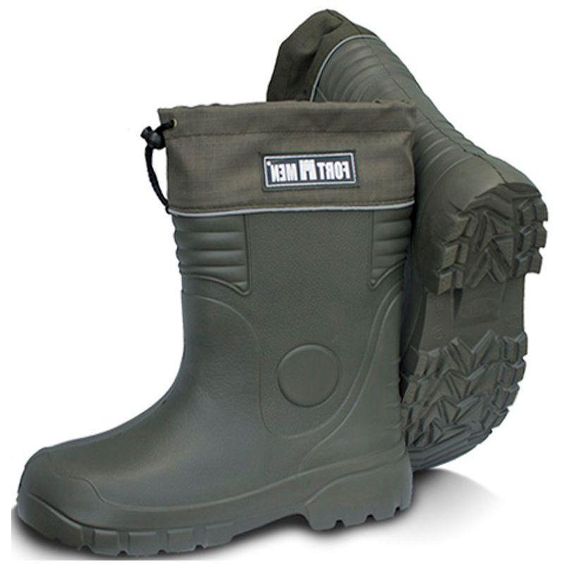 Зимові чоловічі укорочені чоботи з ЕВА арт. 30(РЄ)330