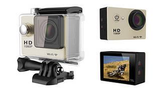 Экшн камера W9 (SJ6000) Wi-Fi FullHD
