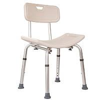 Стул для ванной и душа со спинкой OSD-BL610201, стул для ванной
