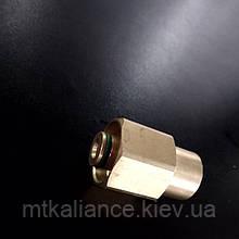 Переходник для профессиональных аппаратов высокого давления Керхер 1/4 - М22 Easy!Lock