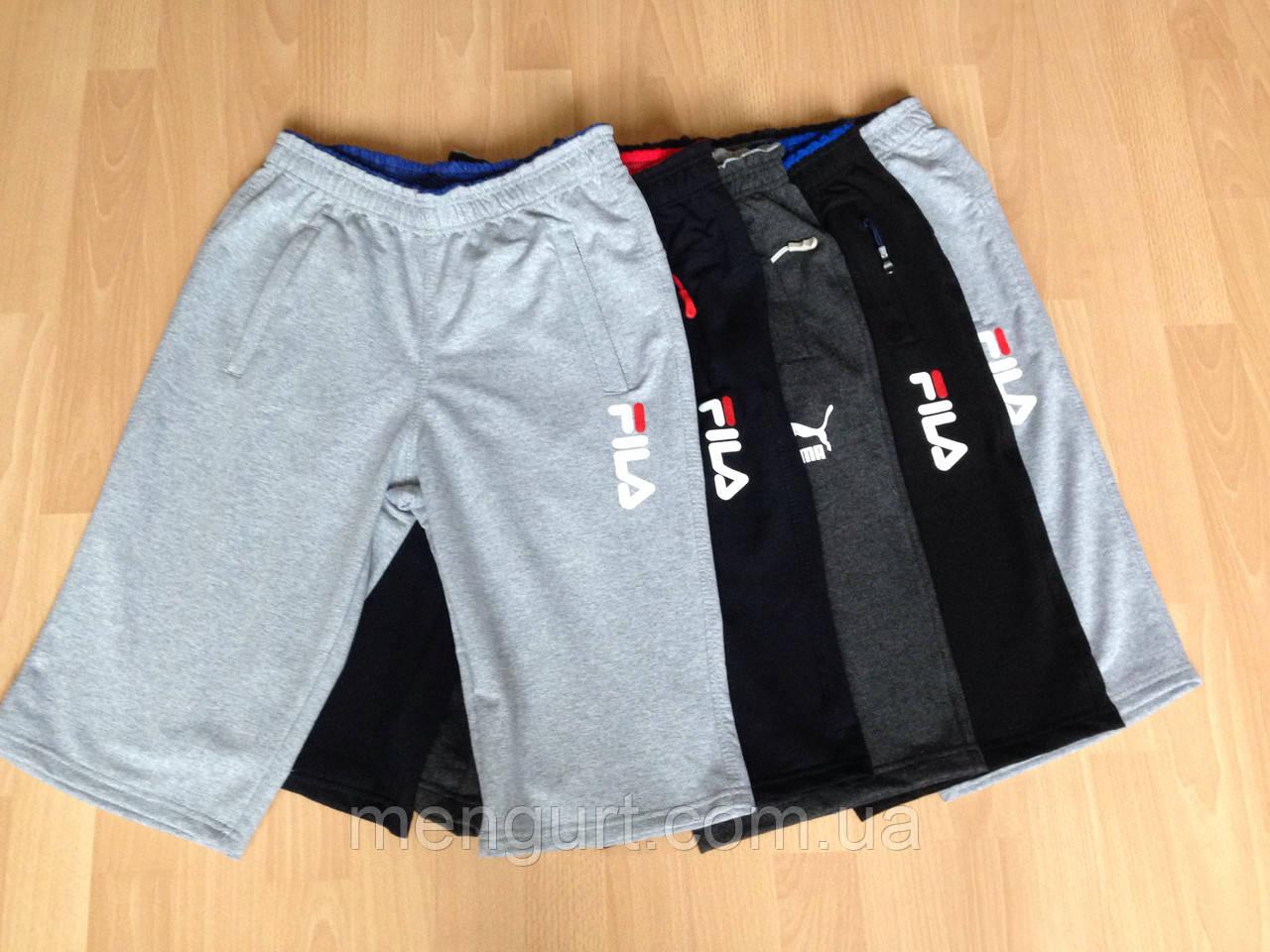 Мужские трикотажные шорты fila reebok adidas puma Украина