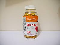 Омега 3 Рыбий жир Ostrovit Omega 3 90kaps