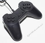 Джойстик Денди СОНИ (9 pin, узкий разъем, черный), фото 5