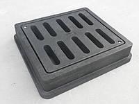 Дождеприёмник полимерпесчанный  (до 12,5 т)