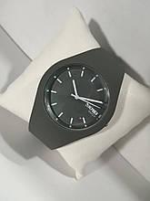Часы наручные в стиле Skmei Rubber grey