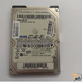 """Жорсткий диск HDD Samsung 100GB, 2.5"""", IDE, протестований, гарантія, Б/В"""
