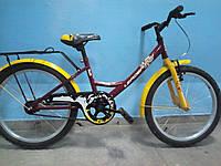 """Дитячий велосипед Leader Fox 20"""""""