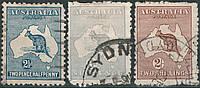 Австралия 1915