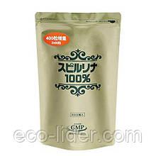 Спирулина 100% (Spirulina Algae Japan) Япония 2400 таблеток