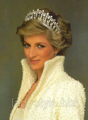купить украшение тиара корона диадема на свадьбу вечеринку женщине девушке серебро украшение для волос