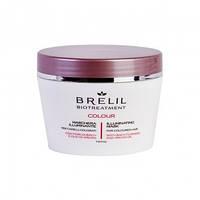 BRELIL BIOTRAITEMENT Colour Маска для защиты цвета волос