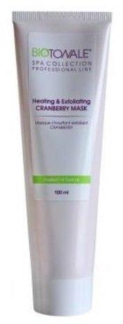 Biotonale Самонагревающаяся маска-пилинг с клюквой - Heating&Exfoliating Cranberry Mask