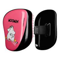 Расческа Tangle Teezer Compact Styler - Moomin Pink