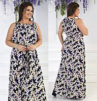 Нарядное платье большого размера, фото 1