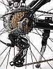 "Crosser Count 29"" Велосипед 2-х кол. синий Shimano алюминиевая рама противоударный обод, фото 3"