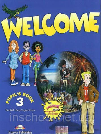 WELCOME 3 S'S ISBN: 9781848621572, фото 2