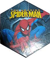 """Набор для детского творчества """"Человек-паук"""" (46 предметов) шестигранный SP-46"""