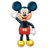 """Ходячий шар фигура """"Микки Маус"""""""