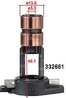 Коллекторные контактные кольца якоря генератора FIAT Ducato IVECO Daily 2.3 JTD LADA VAZ 1117-1119 Kalina 2170, фото 1